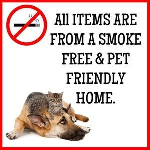 Smoke Free - Pet Friendly Home